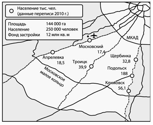 Московской области.